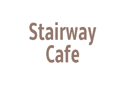 stairway cafe